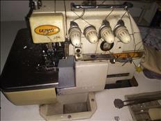 Máquinas industrial de coser
