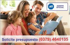 Promo exclusiva Adt Alarmas (0379) 4640135   Agente Oficial