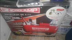 REMATO COMPRESOR DE AIRE 50lts 2 hp