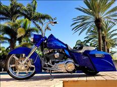 2013 Harley-Davidson ROAD KING SHOW BIKE