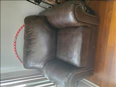 Brown Leather Single