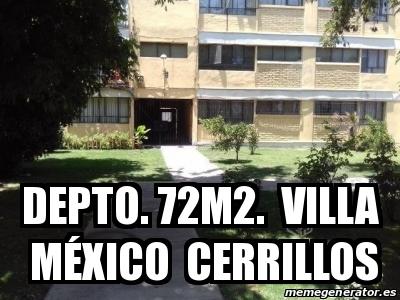 Dueña Vende Directamente Depto. Villa México Cerrillos