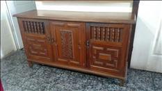 Mueble antiguo de muy buena madera