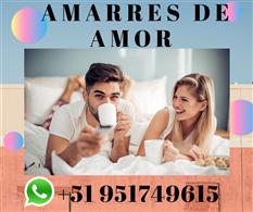 AMARRES DE AMOR, REGRESARÁ ARREPENTIDO EN 48 HORAS