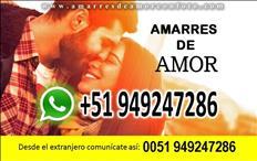 AMARRES DE AMOR EFECTIVOS CON EXPERTO 0051949247286