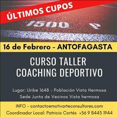 Curso Coaching Deportivo
