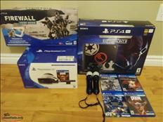 venta Sony PlayStation 4 Pro 1TB console con juegos $150