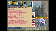 MANTENCION DE EDIFICIOS