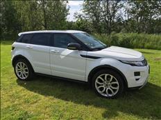 Land Rover Range Rover Evoque 2.2 150 HP Dynamic 2012
