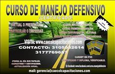 curso de manejo defensivo certificado