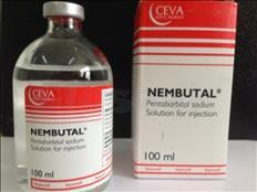 Nembutal, productos químicos de investigación