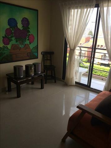 Apartamento Amoblado En Pereira  Sector Pinares