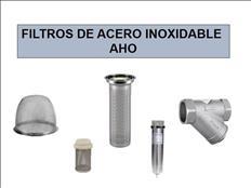 FILTROS DE ACERO INOXIDABLE