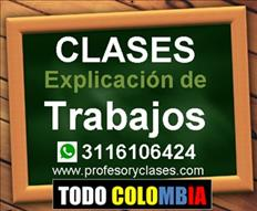 Profesor particular de Contabilidad en Medellin Finanzas
