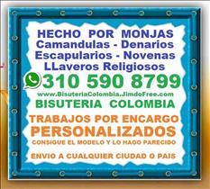⭐ Camandulas, Rosarios, Denarios, Escapularios, Japa