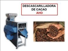 DESCASCARILLADORA DE CACAO