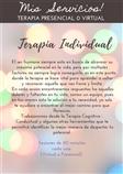 Terapia psicológica / terapia para mamás