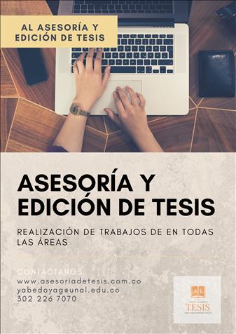 ASESORÍA DE TESIS