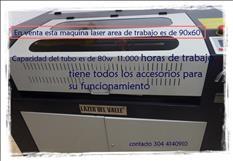 cortadora laser maquina y grabado