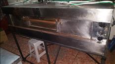 Se vende horno electrico para pizza 63534343