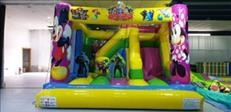 Venta castillos hinchables playgraund