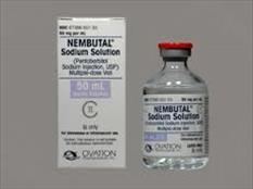 Sodio nembutal (pentobarbital) para la venta