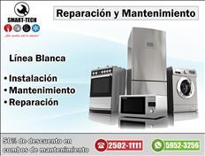 Nuestros Servicios de mantenimiento y reparación