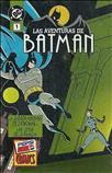 busco mini comic pepsi batman aventuras 1