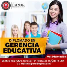 Diplomado en Gerencia Educativa