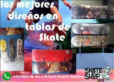 Diseño de tabla de skate