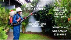 AGENCIA DE FUMIGADORES