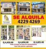 Alquilo 3 preciosas casas en condominio seguros