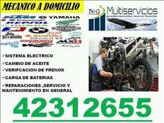 MECÁNICOS Y ELECTRÓMECANICOS DE MOTOS LAS 24H
