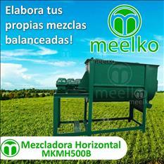 Mezladora horizontal MKMH500B