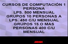 CURSO DE COMPUTACION TEGUCIGALPA / KENNEDY