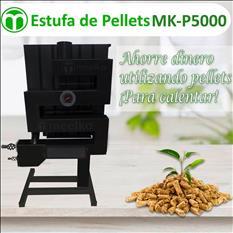 Estufa de pellets MK-P5000