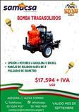 Bomba tragasolidos - samacsa