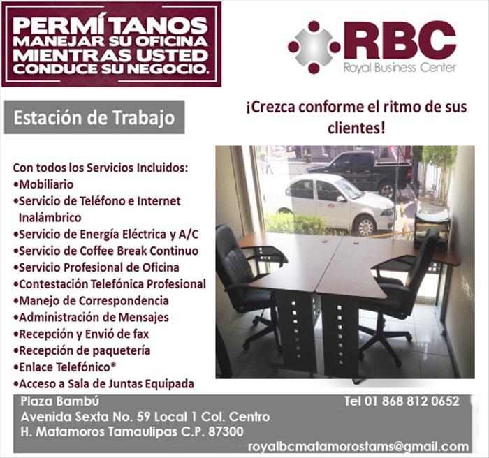 OFICINAS VIRTUALES Y OFICINAS PRIVADAS  TODOS LOS SERVICIOS