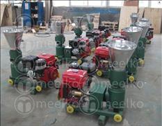 Gasolina 70-90kg/h alfalfas y pasturas Peletizadora