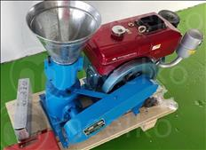 Peletizadora 120 mm Diesel 8 hp Mixta - MKFD120A