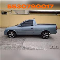 Chevy pickup 2003