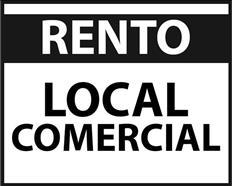 Rento excelente local - Plan de Ayala