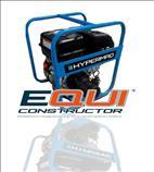 Vibrador a gasolina hypermaq equiconstructor