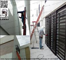 Regio Protectores - Instal en Samsara 705