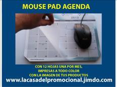 AGENDAS 2021 DE MOUSE PAD