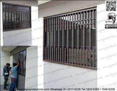 Regio Protectores - Instal en Cerradas Magenta 0155