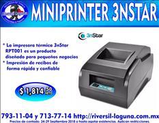 MINIPRINTER 3NSTAR RPT001