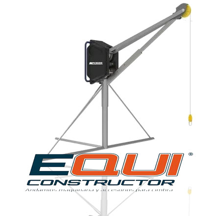 Polipasto Modelo Pluma 500Km Equiconstructor