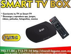 SMART TV BOX GHIA