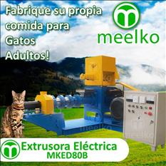 200-250kg/h 22kW - MKED080B Extrusora